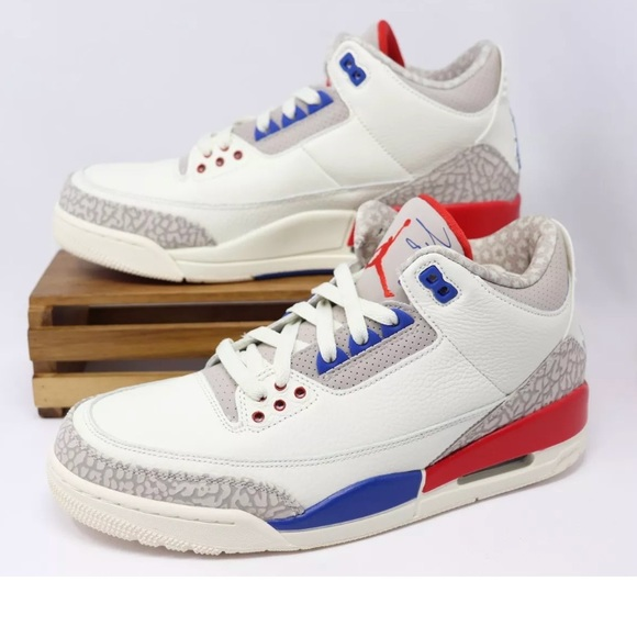 47cdf5a87a6189 Nike Air Jordan 3 Retro Men s Sneakers